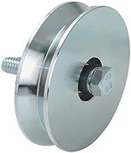 Enkelwieltje V-diameter 120 mm – hoge belasting.