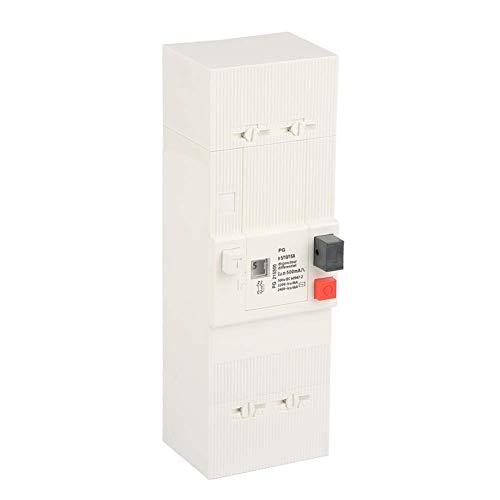 FYYONG Interruptor de circuito en miniatura, 5-15A de 2 polos 50Hz / 60Hz baja tensión disyuntor Protección del Aire