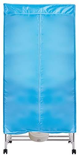 DCG SB8326 - Asciuga biancheria portatile super silenzioso Tempo di asciugatura da 0 a 180 minuti. Capacità di asciugatura fino a 15 kg di biancheria. Dimensioni: 65 x 45 x 138 cm.