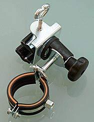 Soporte Multihalterung patentado 360°® hasta 55 mm y con 2 abrazaderas, para sombrillas de 45 mm de diámetro.