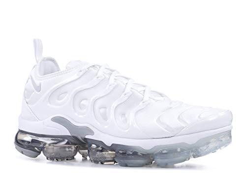 barato air vapormax plus triple white   Nike air, Sneakers