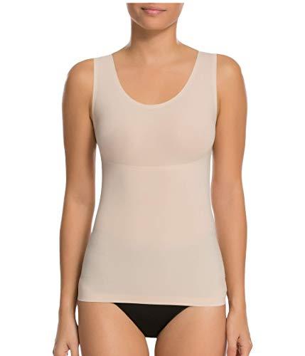Spanx Damen 3/4 Leggings Thinstincts, Beige (Soft Nude 000), 32 (Herstellergröße: XS)