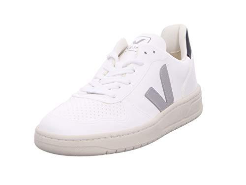 Veja Herren Sneaker V-10 Weiss/grau (907) 42EU