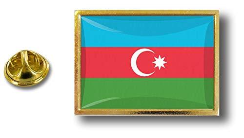 Akacha pin flaggenpin Flaggen Button pins anstecker Anstecknadel sammler aserbaidschan