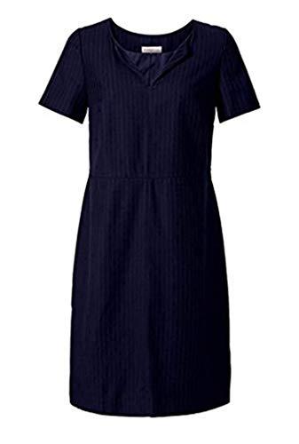 Kleid Etuikleid von sheego in Dunkelblau - Gr. 112