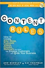 Content Rules Publisher: Wiley Hardcover