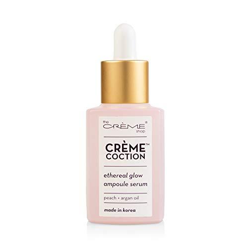 Creme Coction - Etherial Glow - Serum Ampolla Luminosidad con Melocotón y Argán - The Crème Shop