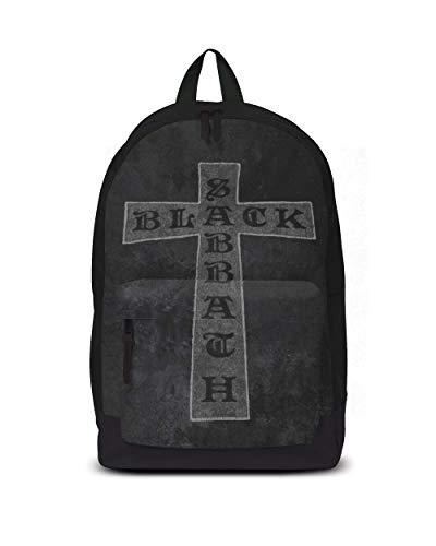 Black Sabbath SCHWARZER Cross Classic Backpack, One Size
