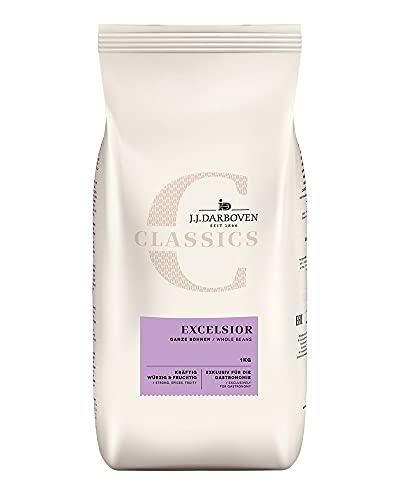 J.J. Darboven Excelsior Kaffee 6 x 1000g Bohnen