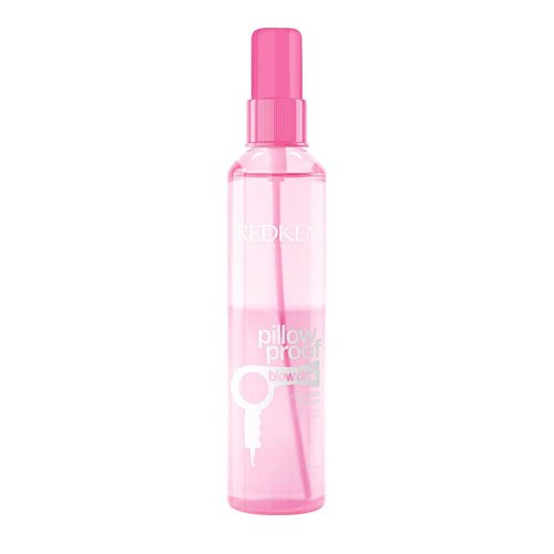 Redken Pillow Proof Blow Dry Express Primer Spray for Unisex, 5.7 Ounce