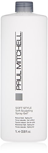 Paul Mitchell Soft Sculpting Spray Gel, 33.8 Fl Oz