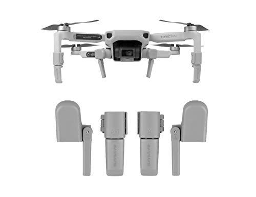 Tineer Folding Zunahme Höhe Fahrwerk Erweiterter Stable Landing Gear Ersatz Verlängerung Beine Füße Packung für DJI Mavic Mini Drone Zubehör