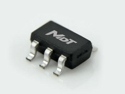 TMR2003S - TMR Linear Magnetic Field Sensor (SOT23-5 package, pack of 5)