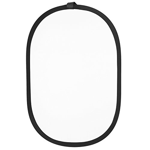 Neewer Photography Studio Lighting Reflector Pop-out Foldable Soft Diffuser Disc Panel with Carrying Case for Studio and Outdoor Portrait, Product Photography,Video Shooting(23.6×35.4inches/60x90cm)
