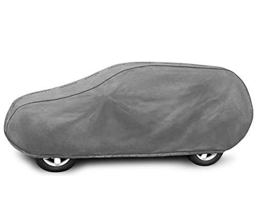 Kegel Blazusiak Vollgarage Ganzgarage Mobile L SUV kompatibel mit Mazda CX-3 ab 2015 Schutzplane Abdeckung