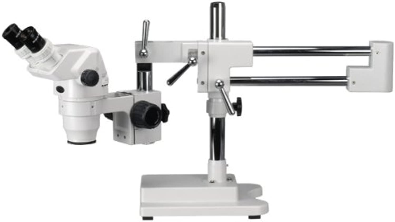 Hay más marcas de productos de alta calidad. AmScope ZM-4BX 3.35X-45X 3.35X-45X 3.35X-45X Extreme Widefield Microscopio Binocular Est-reo Sobre Soporte Boom 3D  Envio gratis en todas las ordenes