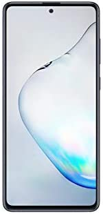 Samsung Galaxy Note 10 Lite N770F 128GB Dual SIM GSM Unlocked Phone International Variant US product image