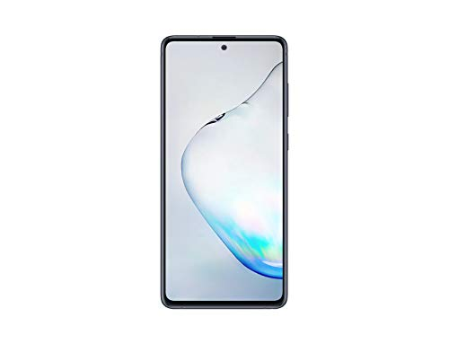 Samsung Galaxy Note 10 Lite N770F 128GB Dual-SIM GSM Unlocked Phone (International Variant/US Compatible LTE) - Aura Black
