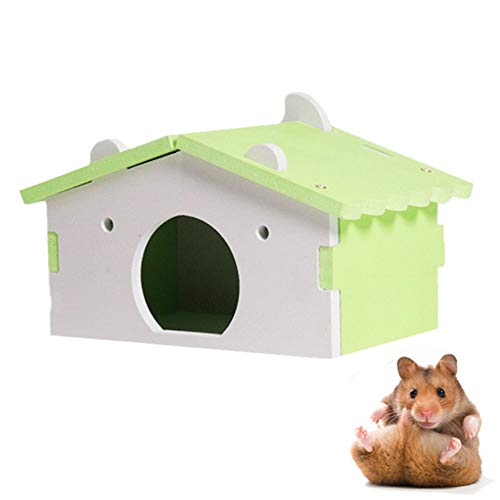 Yagoal Jaula Hamster Ruso Jaula Hamster Grande Hámster Accesorios Hámster Cama Hámster...