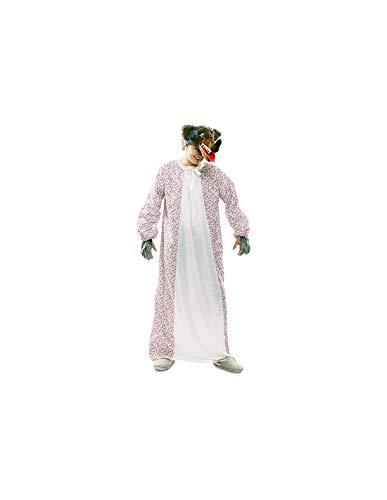 DISBACANAL Disfraz de Abuelita Lobo - -, XL
