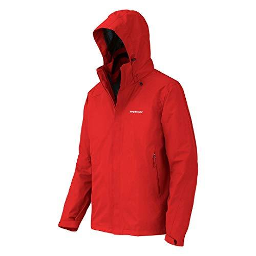 Trango Chaqueta Sieber Veste Homme, Rouge/Rojo Fuego, FR : M (Taille Fabricant : M)