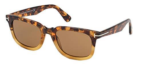 Gafas de Sol Tom Ford DARIO FT 0817 Brown Havana/Light Brown 51/21/145 hombre