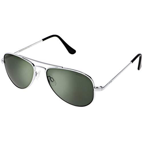 Randolph USA | Concorde Classic Aviator Sunglasses for Men or Women Non-Polarized 100% UV