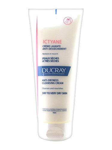 Ducray Ictyane Anti-Trocken-Creme, 200 ml