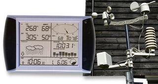 Inventiva-acción - WATSON W-8681 - estación meteorológica, inalámbrico - (1 unidades) ---