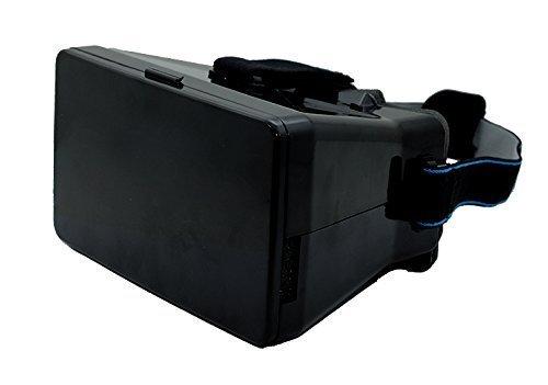 QUMOX Nuovo Universal 3D Realt Virtuale Occhiali video...