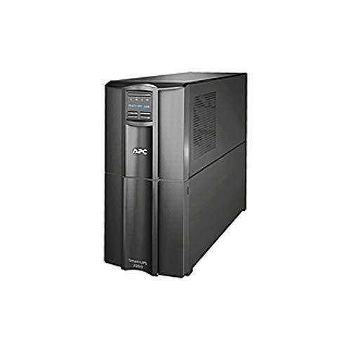 APC Smart-UPS 2200VA LCD 120V US - 2200 VA/1980 W - Tower - 8 Minute -...