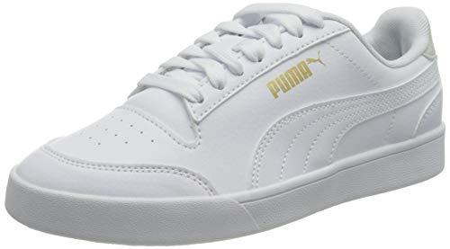 Puma Shuffle Jr, Zapatillas Deportivas, White, 36 EU