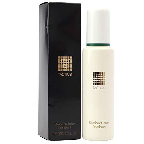 Shiseido Tactics 100 ml Deodorant Deo Spray