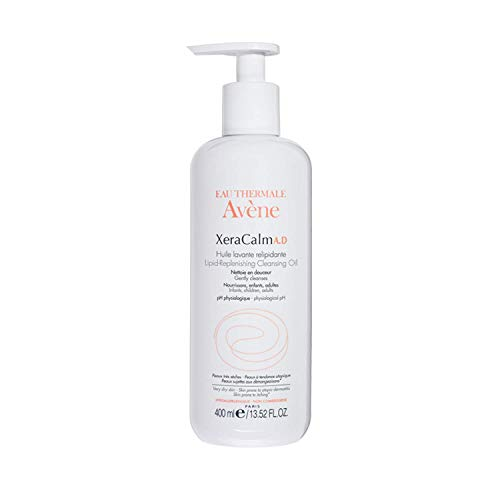 Avene XeraCalm A.D. Lipid - Replenishing Cleansing Oil, 400 ml