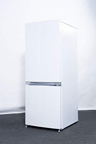 GR-M15BS-W(シェルホワイト) 2ドア冷蔵庫 右開き 153L