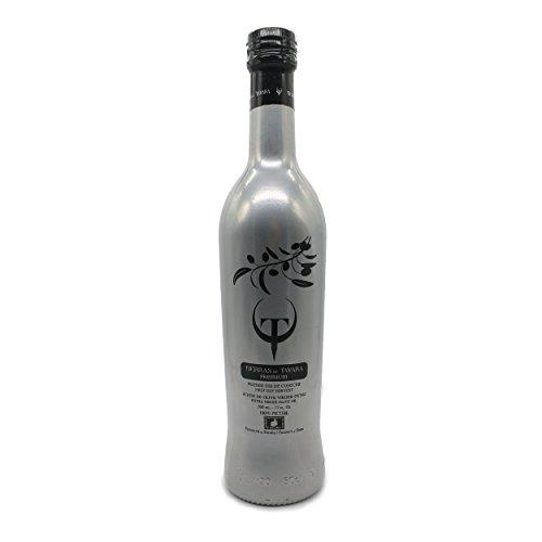 Tierras de Tavara aceite de oliva virgen extra Premium vidrio 0,500 ml DO Sierra de Segura 100% Picual
