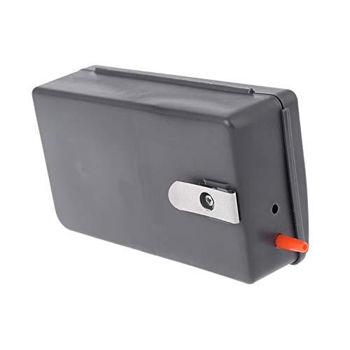 lxxiulirzeu Aquarium-Batterie betrieben Fisch-Behälter-Luftpumpe Belüfter Sauerstoff mit Ausströmerstein 5W (Color : Like pic)