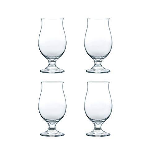ZRJ Copas Vino Copas de Vino Tinto Copa de Vino Clara de Cristal para Cata de Vinos Elegante Fiesta de Beber Vidrio Blanco Vino Conjunto de Copa de Vino Copas (Quantity : 4)