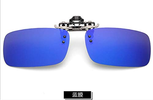 MXH Metalen clip gepolariseerde zonnebril mannen en vrouwen met korte zichtbril nachtzichtbril flip bril zonnebril clip grande