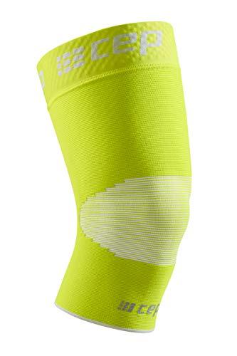 CEP – Ortho Knee Sleeve Unisex | Kniebandage für maximale Knie Stabilisierung in grün/grau | Größe V