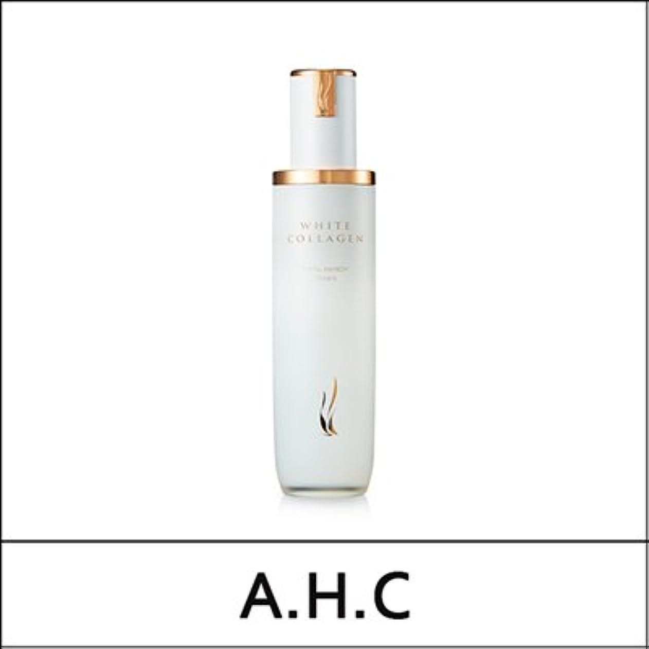 気になる恐怖故障A.H.C (AHC) White Collagen Total Remedy Toner 130ml/A.H.C ホワイト コラーゲン トータル レミディ トナー 130ml [並行輸入品]