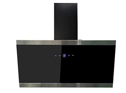 respekta CH 88090 SA+ schwarz Schräghaube, Breite 89,5 cm, A+