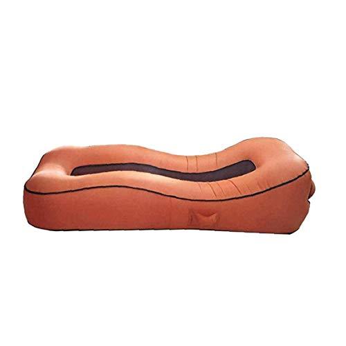 xiaocheng Ocioso Inflable Impermeable Lazy Tumbona Tumbona Aire inflado Cama de Aire Aire Sofá Sofá para el Patio Trasero con Piscina Beach Partes Viajar días de Campo y Camping