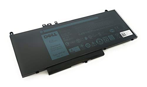 Dell Latitude E5570 Akku, Typ 6MT4T 7,6 V 62WH, 7V69Y 6MT4T TXF9M 79VRK 07V69Y 451-BBUQ