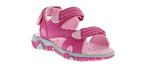 Khombu Toddler Girls' Tarpon Water Sandal, Inc. Pink in Size 6