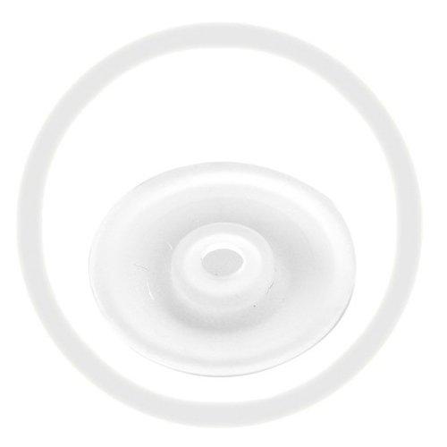 Sigg WMB One Gasket Sets Verschluss, Weiß, 0.5/0.75 L