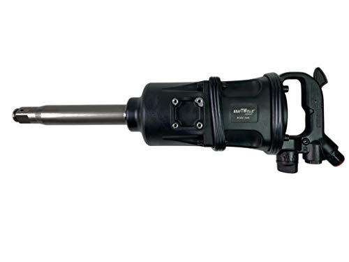 Kraftwelle 1 Zoll Druckluft Schlagschrauber 3600 Nm Industriequalität Profigerät KW-98
