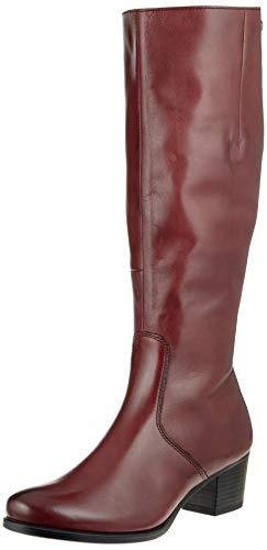 Caprice Damen 9-9-25519-21 Stiefeletten, Rot (Bordeaux Nappa 540), 39 EU