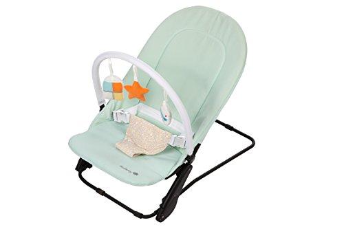 Safety 1st Transat bébé Laoma avec arche d'éveil Pop Hero