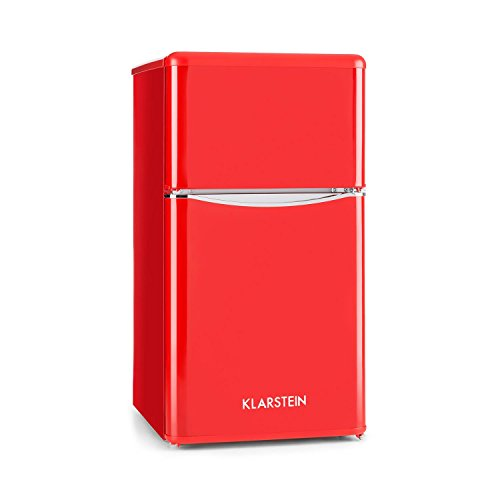 Klarstein Monroe Red 70W 61/24 litros